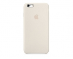 Чехол Apple iPhone 6/6s Plus Silicone Case - Antique White (...