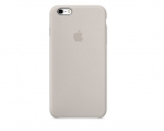 Чехол Apple iPhone 6/6s Plus Silicone Case - Stone (MKXN2)