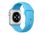 Ремешок Blue Sport Band для Apple Watch 38mm (MLDA2)