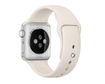 Ремешок Antique White Sport Band для Apple Watch 38mm (MLKU2...