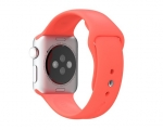Ремешок Pink Sport Band для Apple Watch 38mm (MJ4K2)