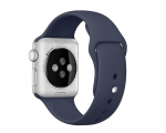Ремешок Midnight Blue Sport Band для Apple Watch 38mm (MLKX2...