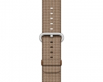 Ремешок Apple Woven Nylon Band Toasted Coffee/Caramel для Ap...