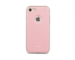 Moshi iGlaze Slim Lightweight Snap-On Case Blush Pink for iP...