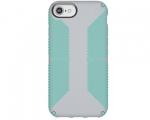 Чехол Speck Presidio Grip Dolphin Grey/Aloe Green для iPhone...