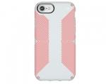 Чехол Speck Presidio Grip Dove Grey/Tart Pink для iPhone 8/7...