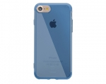 Чехол Baseus Simple Series Case Transparent Blue для iPhone ...