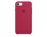 Чехол Apple Silicone Case Rose Red для iPhone 8/7 (MQGT2)