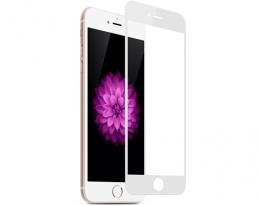Защитное стекло iLera 2D Full Cover Full Eclat White для iPhone 8/7 (IL2FCIPH8WHT)