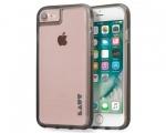 Чехол Laut Fluro Black для iPhone 8/7/6s/6 (LAUT_IP7_FR_BK)