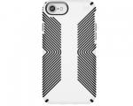 Чехол Speck Presidio Grip White/Black для iPhone 8/7/6s/6 (1...