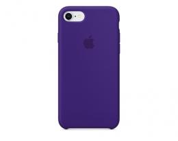 Чехол Apple Silicone Case LUX copy Ultra Violet для iPhone 8/7