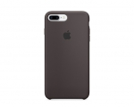 Apple iPhone 7 Plus Silicone Case - Cocoa (MMT12)