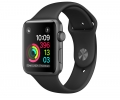 Apple Watch Sport 42mm Series 2 Space Gray Aluminu...
