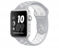 Apple Watch Nike+ 42mm Series 2 Silver Aluminum Ca...