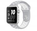 Apple Watch Nike+ 42mm Series 2 Silver Aluminum Ca...