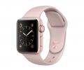 Apple Watch Sport 38mm Series 2 Rose Gold Aluminum...