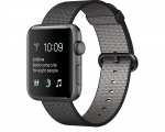 Apple Watch Sport 42mm Series 2 Space Gray Aluminum Case wit...