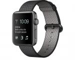 Apple Watch Sport 38mm Series 2 Space Gray Aluminum Case wit...