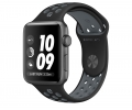 Apple Watch Nike+ 38mm Series 2 Space Gray Aluminu...