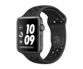 Apple Watch Nike+ 42mm Series 2 Space Gray Case wi...