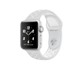 Apple Watch Nike+ 38mm Series 2 Silver Case with P...