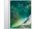 "Apple iPad Pro 10.5"" Wi-Fi + LTE 64Gb Silver 2017 (MQF0..."