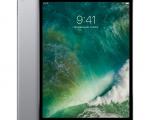 "Apple iPad Pro 10.5"" Wi-Fi 64Gb Space Gray 2017 (MQDT2)"