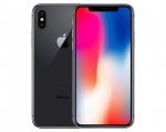 Apple iPhone X 64Gb Space Gray (MQAC2)