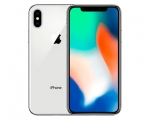 Apple iPhone X 256Gb Silver (MQAG2)