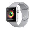Apple Watch Series 3 GPS 38mm Silver Aluminum Case...
