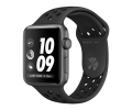 Apple Watch Nike+ 42mm Series 3 GPS Space Gray Alu...
