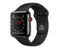 Apple Watch 42mm Series 3 GPS + Cellular Space Bla...