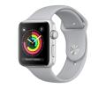 Apple Watch Series 3 GPS 42mm Silver Aluminum Case...