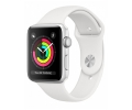Apple Watch Series 3 GPS 38mm Silver Aluminium Cas...