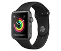 Apple Watch Series 3 GPS 38mm Space Grey Aluminium...