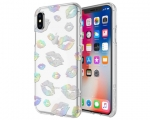 Чехол Incipio Design Series для iPhone X – Holographic Kisse...