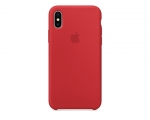 Чехол Apple Silicone Case LUX Copy Red для iPhone X