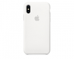 Чехол Apple Silicone Case LUX Copy White для iPhone X