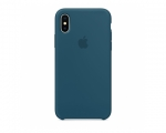 Чехол Apple Silicone Case LUX Copy Cosmos Blue для iPhone X