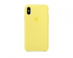 Чехол Apple Silicone Case LUX Copy Lemonade для iPhone X