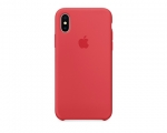Чехол Apple Silicone Case LUX Copy Red Raspberry для iPhone ...