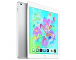 Apple iPad 128 GB Wi-Fi + LTE Silver (MR...