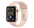 Apple Watch Series 4 GPS 44mm Gold Aluminum Case w...