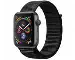 Apple Watch Series 4 GPS 40mm Space Gray Aluminum Case with ...