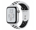 Apple Watch Series 4 GPS 44mm Silver Aluminum Case...