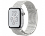 Apple Watch Series 4 GPS 40mm Silver Aluminum Case with Summ...