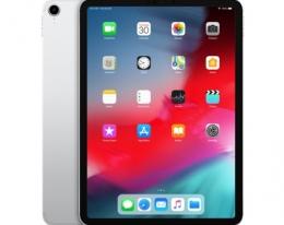 Apple iPad Pro 11 Wi-Fi + LTE 256GB Silver 2018 (MU172)