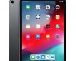 Apple iPad Pro 12.9 Wi-Fi + LTE 256GB Space Gray 2018 (MTHV2...