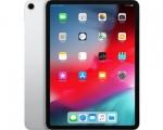 Apple iPad Pro 12.9 Wi-Fi + LTE 1TB Silver 2018 (MTJV2)